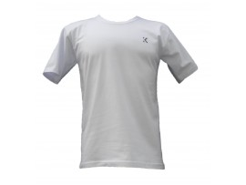 Camiseta Básica KIS 100% algodão - Branca